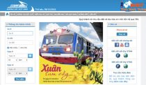 Thiết Kế Website Bán Vé Tàu Hỏa