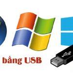 Cách cài win bằng USB hướng dẫn chi tiết từng bước từ a – z