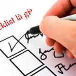 Checklist Là Gì? Mục đích Của Việc Checklist để Làm Gì?