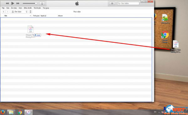 Tạo nhạc chuông cho iPhone bằng iTunes