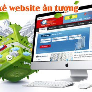 Thiết Kế Website ấn Tượng độc đáo Thu Hút Khách Hàng Tốt Nhất.