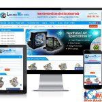 Thiết kế website bán máy chiếu chuẩn di động chuẩn seo
