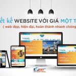 Thiết Kế Website 1 Triệu Với Kho Giao Diện đa Dạng Có Sẵn