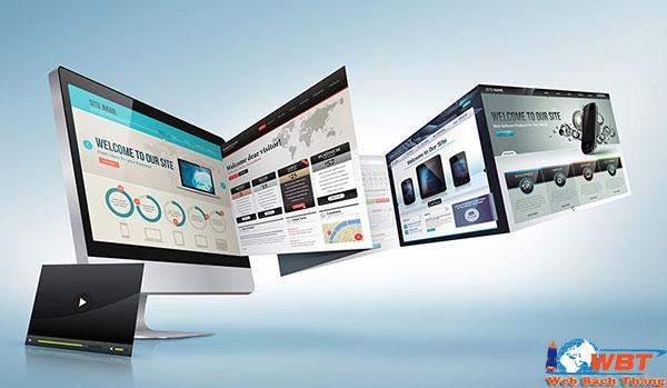 thiết kế website bán thiết bị tập thể hình