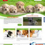 Dịch Vụ Thiết Kế Website Bệnh Viện Thú Y Chuyên Nghiệp