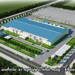 Thiết kế website xí nghiệp – khu công nghiệp – nhà máy chất lượng cao