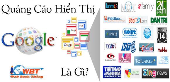 Quảng Cáo Mạng Hiển Thị Là Gì? Tìm Hiểu Về Google Display Network