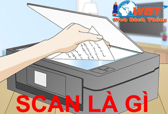 Scan là gì