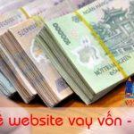 Thiết Kế Website Dịch Vụ Vay Vốn, Tín Dụng, Tín Chấp Hiện đại Chuẩn ADS
