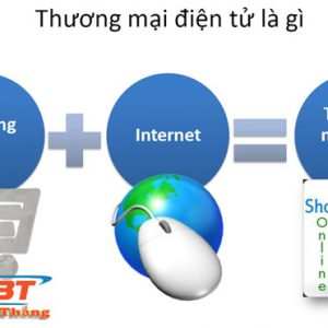 Website Thương Mại điện Tử Là Gì? Lợi ích Của Web TMĐT Thế Nào ?