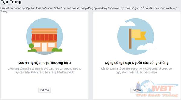 Cách tạo fanpage Facebook bán hàng chuẩn seo hiệu quả dễ dàng