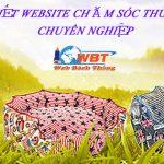 Thiết Kế Website Chăm Sóc Thú Cưng Chuyên Nghiệp Chuẩn Seo