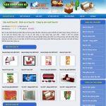 Thiết Kế Website In Bao Bì Sản Phẩm Nhựa Nylon Giấy đẹp Chuyên Nghiệp